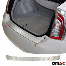 Fits Lexus CT 200h 2011-2017 Chrome Rear Bumper Guard Trunk Sill Protector Steel