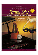 Standard of Excellence: Festival Solos, Book 1 - Trombone