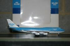Inflight400 1:400 KLM Asia Boeing 747-400 PH-BFU (IF4744001) Model Plane