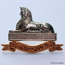 Grantham School Officer Training Corps - British Army Military Cap Badge D
