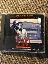 Smoke (Original Soundtrack) CD 1995 JG Jerry Garcia Band, OOP