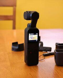 DJI Osmo Pocket plus accessories