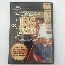 TrueFire Dvd The Big Twang by Joe Dalton