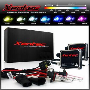 H1 Xentec Xenon Light HID Conversion Kit 35W for Headlight 6000K Bulbs 01MS