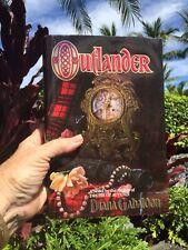 OUTLANDER by Diana Gabaldon 1991 HC/DJ BOOK 1 Outlander Series *1st /9th *Great!