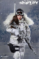 """FLAGSET FS-73013 Female Snow Queen """"Shirley"""" Sniper 1/6 FIGURE"""
