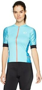 Pearl Izumi Elite Pursuit Speed Jersey Aqua Blue Diffuse Size S