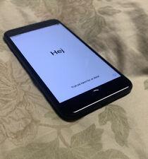 Apple iPhone 7 Plus - 128GB - Jet Black (Unlocked) A1661 (CDMA + GSM)!