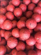 DYNAMITE BAITS  15mm BLOODWORM BOILIES - 100g - FREE P & P