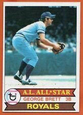 1979 Topps #330 George Brett NEAR MINT All-Star Kansas City Royals FREE SHIPPING