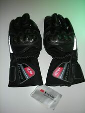 Guanti gloves CLOVER Tg.S black NUOVI NWT  keprotect