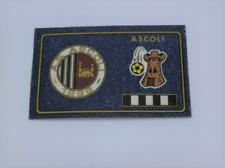 Shield Ascoli 1 Figurine Jeans Album Calciatori panini 1978 1979 New With
