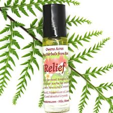 Roll On Oil, Relief Essential Oil Therapy Blend, Headache Relief