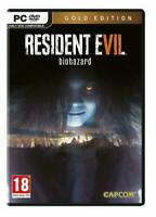 Resident Evil 7 Gold Edition (PC) OFFICIAL Biohazard - Gift Idea - Horror Game
