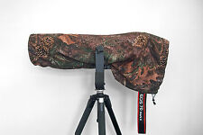 Reversible Waterproof Double Layer  Camera/Lens Cover for Nikon 600 mm f4 VR