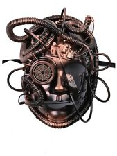 Steampunk Science Fiction Robotic Mask - Full face
