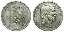 Netherlands - 2½ Gulden 1852 - Willem III