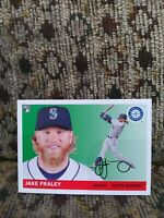 2020 Topps Archives...Base Card...Jake Fraley #85...Seattle Mariners...ROOKIE