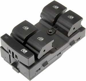 Dorman 901-086  Front Driver Side Door Window Switch for Select Buick/Chevrolet