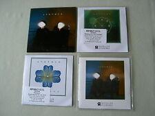 APOTHEK job lot of 4 promo CDs Reunion Waiting For The Thunder Family