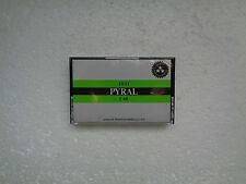 Obscur Vintage Audio Cassette PYRAL Hi-Fi C60 * Rare From France 1980's *