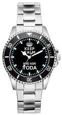 Star Wars hechizo regalo artículos idea fan reloj 1307