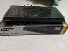 Lettore blu ray 3d samsung BD-D5500 COMPLETO BOXED + 2 telecomandi omaggio