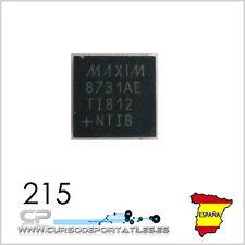 1 Unidad MAX8731E MAX8731AETI  MAX8731A MAX8731 8731AE QFN