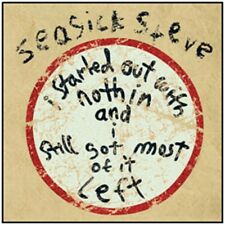Seasick Steve - I Started Out With .... - New 180g Vinyl LP - Pre Order - 29/7