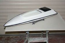Lazer MK1 model speed boat, Fibreglass GRP.