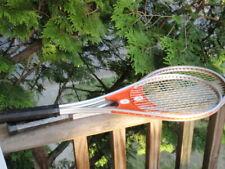 2 Vintage Tennis Racquets Pdp Open 4 5/8 L & Pdp Compact