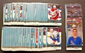 2017-18 UPPER DECK YOUNG GUNS SERIES 1 & 2 + UPDATE FINISH YOUR SET YOU PICK