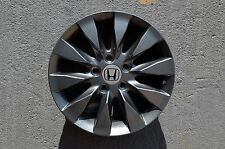 Set of 4 Wheels 16 inch Gunmetal Rims 16x6.5 fits 5x114.3 ET45 HONDA ACCORD