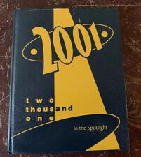 Sunnyside High School 2001 Millenium Vol. 2 Yearbook - Fresno, CA