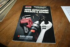 Home Improvement Projects & Repairs