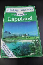 Reiseführer Lappland - Richtig wandarn - Möbius/Ster (DuMont Verlag)