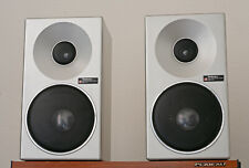 Technics SB-F3 Bookshelf Speakers - 2-Way all Metal Micro Series - RARE!