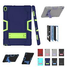 For Lenovo Tab E10 10.1 Inch Tablet Case Hybrid Rugged Heavy Duty Shockproof