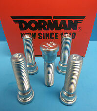 Set 5 New Wheel Lug Stud Replace Chrysler Dodge OEM# 6105471 F&R Made in USA