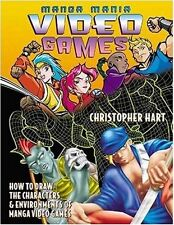 Manga Mania Video Games: How to Draw The Character