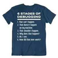 Debugging Tshirt Programmer Humor T-Shirt Coder Tee Best Gift Shirt
