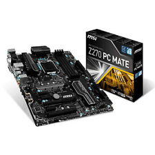 Placa base MSI 1151 Z270 PC mate