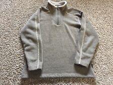 KUHL Men's Large 1/4 Zip Sweater Jacket