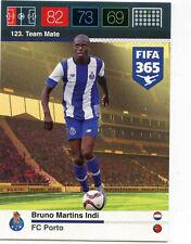 Panini Adrenalyn XL FIFA 365 2015 #123 Bruno Martins Indi FC Porto