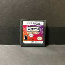 Wizards of Waverly Place: Spellbound (Nintendo DS, 2010) Game Only # 057