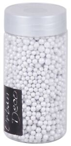 370 ML  Decorative Pearls Fish Tank Plants Arts & Crafts Reusable Bottle