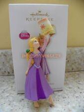 Hallmark 2012 It's All About the Hair Rapunzel Tangled Disney Christmas Ornament