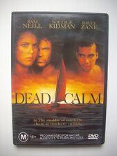 DEAD CALM DVD - VGC - Sam Neill, Nicole Kidman, Billy Zane