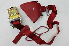 Camaro/Firebird Red Front Seat Belt Retractor LH New GM NOS