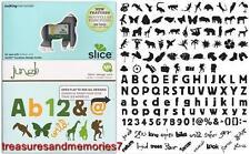 SLICE Design Card JUNGLE 33478 Making Memories